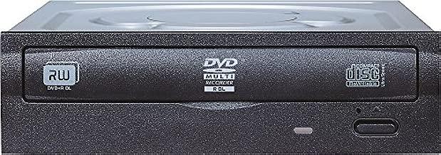 Lite-On 24x SATA Internal DVD/RW Optical Drives IHAS324-17 Black