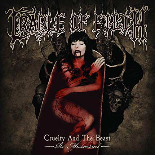 Cruelty And The Beast (Remixed And Remastered). [Vinilo]