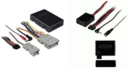 Metra GMOS OnStar Interface for GM Systems & Axxess ASWC-1 Universal Steering Wheel Control Interface