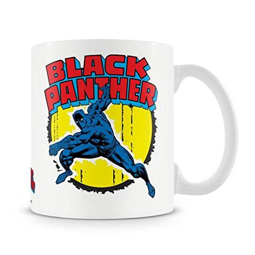 Close Up Tasse Marvel Black Panther - Logo