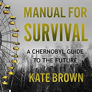 Manual for Survival audiobook cover art