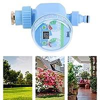 灌漑コントローラー、防水保護カバーで環境に優しい灌漑タイマー、ガーデンバルコニーテラス用の耐腐食性の耐久性のある芝生