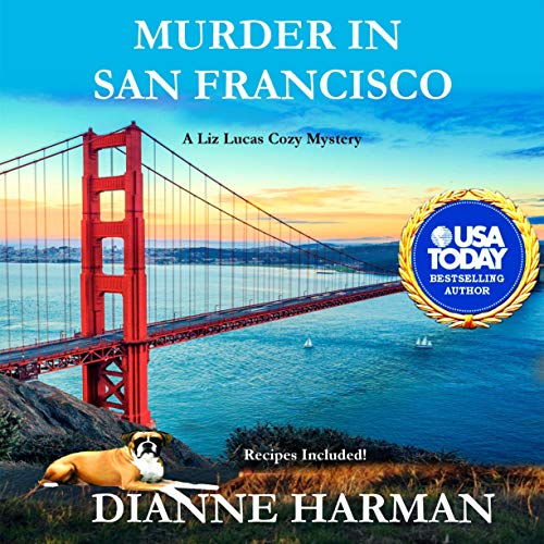 Murder in San Francsico Audiobook By Dianne Harman cover art