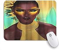 マウスパッド 個性的 おしゃれ 柔軟 かわいい ゴム製裏面 ゲーミングマウスパッド PC ノートパソコン オフィス用 デスクマット 滑り止め 耐久性が良い おもしろいパターン (カラフルな滑らかなツイストライン太陽抽象化エネルギーフロー波曲線アート)