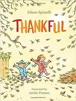 Paperback Thankful Book