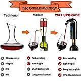 IMG-1 elettrico decanter per vino rosso