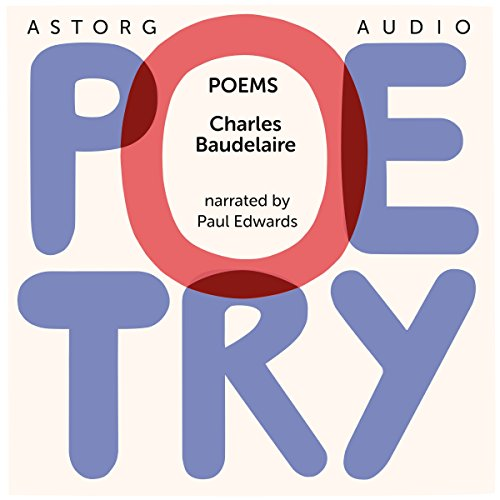 Poems by Charles Baudelaire cover art