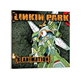 NQSB Legend of the Band Linkin Park Reanimation Album Cover