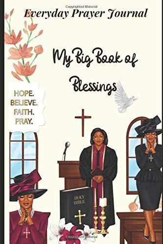 My Book Of Blessings Prayer NOTEBOOK  CHRISTIAN GIFT IDEAS   CHRISTIAN BOOKS & BIBLES   PRAYER JOURNALS   AFRICAN AMERICAN ART