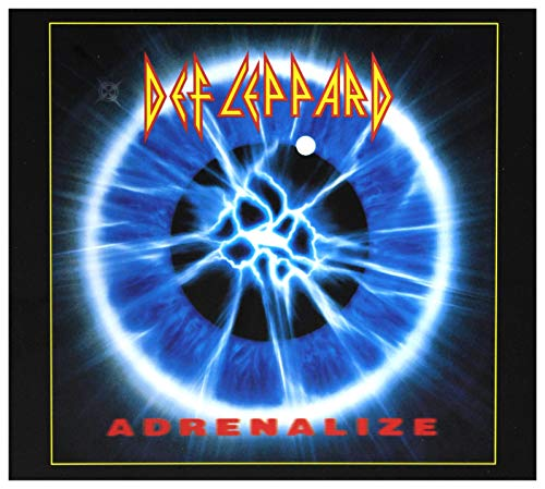 Def Leppard: Adrenalize (Deluxe Edition) [2CD]