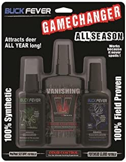 Buck Fever Synthetics Game Changer All Season Package