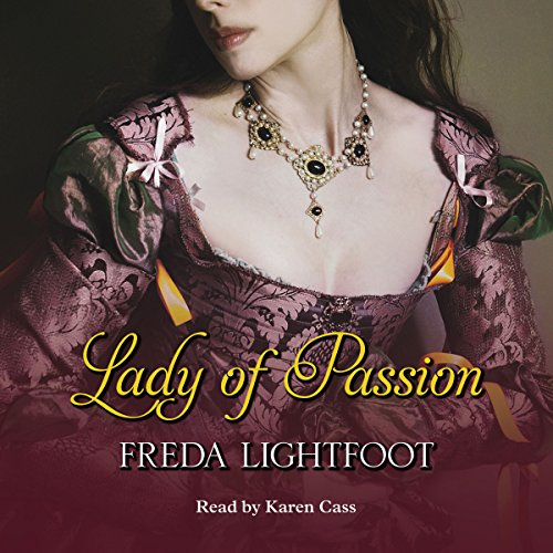 Lady of Passion audiobook cover art