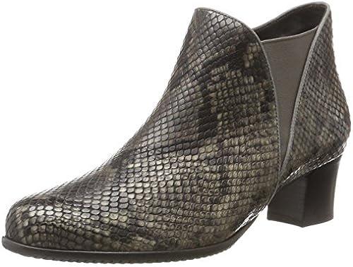 Hassia Damen Paris, Weiße H Stiefel Stiefel Stiefel  genießen Sie Ihren Einkauf