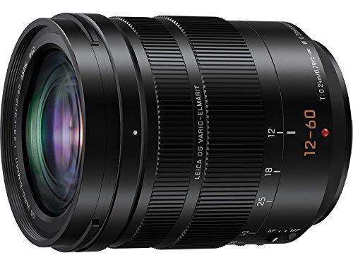 PANASONIC LUMIX Professional 12-60mm Camera Lens, Leica DG Vario-ELMARIT, F2.8-4.0 ASPH, Dual...