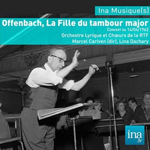 Orchestre Lyrique de la RTF & Marcel Cariven