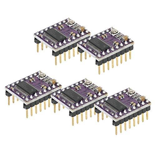 Taidallo 3D-printer 5 stuks DRV8825 stappenmotordriver module Hobby & Wonen