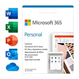 Microsoft Office 365 Personal Software