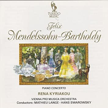 Felix Mendelssohn: Piano Concerto in A Minor
