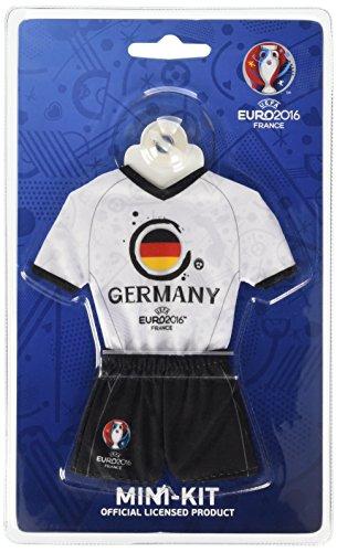 UEFA EURO 2016–Mini Trikot mit Saugnapf, 18 cm