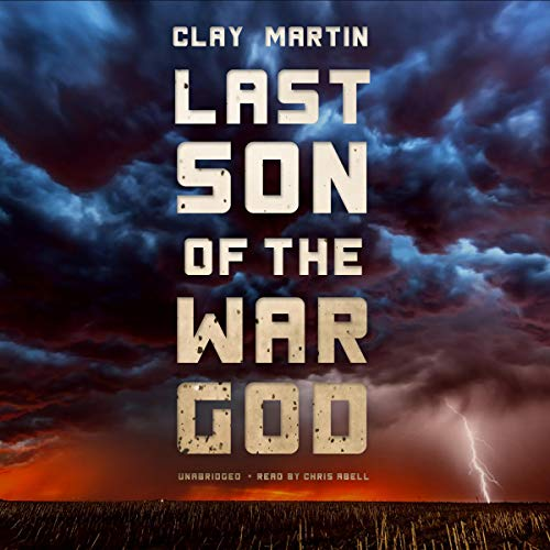 Couverture de Last Son of the War God