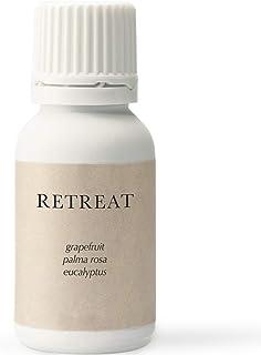 Sponsored Ad - Vitruvi Retreat, Restorative Essential Oil Blend, 100% Pure Grapefruit, Palma Rosa and Eucalyptus Oil (0.5 ...