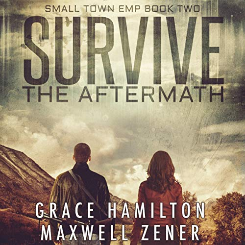 Survive the Aftermath audiobook cover art