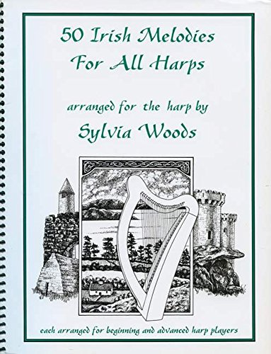 50 Irish Melodies for All Harps (HARPE)