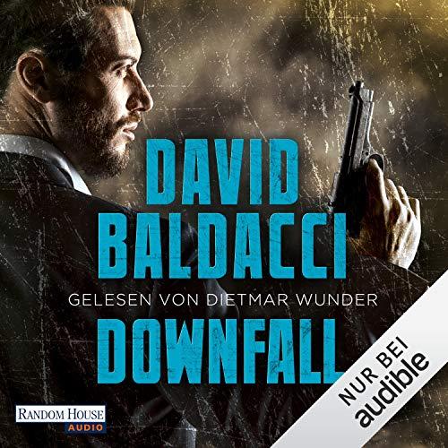Downfall (German edition) Audiobook By David Baldacci cover art