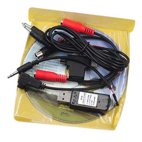 dailymall Kabelloser RC Flugsimulator 8 In 1 USB Kabel Für Phoenix Aerofly XTR FMS