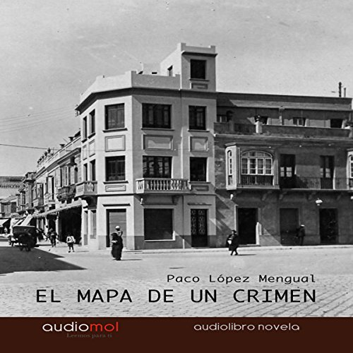 El mapa de un crimen [The Map of a Crime] cover art