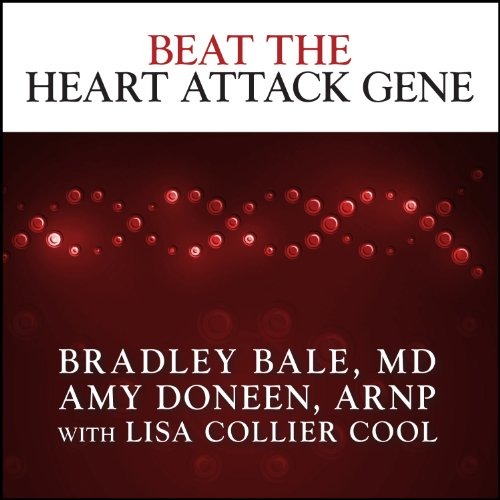 Beat the Heart Attack Gene audiobook cover art
