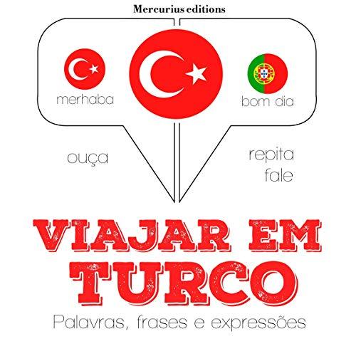 Viajar em turco audiobook cover art