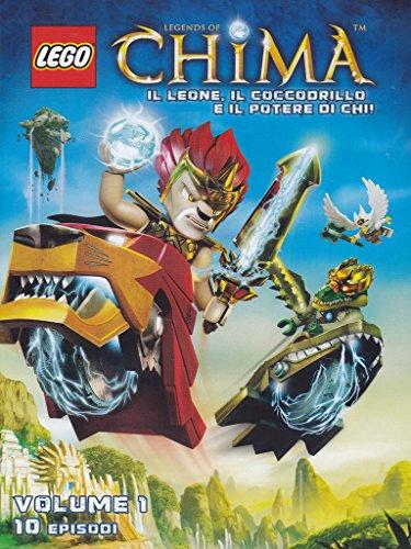 Lego - Legends of ChimaStagione01Volume01 [Italia] [DVD]