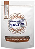 Alderwood Smoked Sea Salt 5 oz. Pouch - San Francisco Salt Company