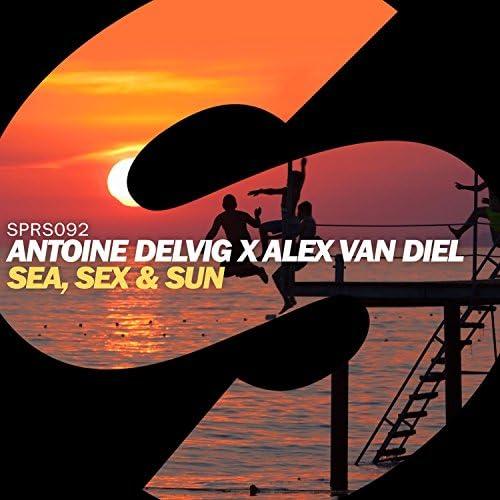 Antoine Delvig & Alex Van Diel