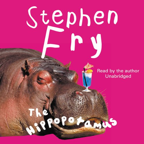 The Hippopotamus audiobook cover art
