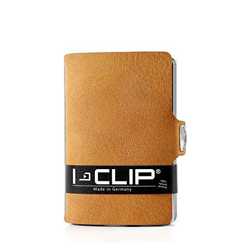 I-CLIP IC-14508 - Porta Carte di Credito Soft Touch