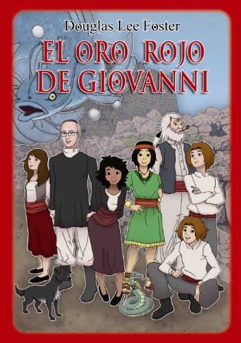 El oro rojo de Giovanni (ePub con 32 ilustraciones) (Giulia Sardus nº 1)