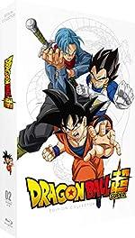 Dragon Ball Super-Partie 2-Ed. Coll. Limitée A4 [Blu-Ray]