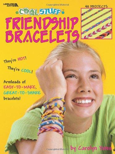 Cool Stuff Friendship Bracelets