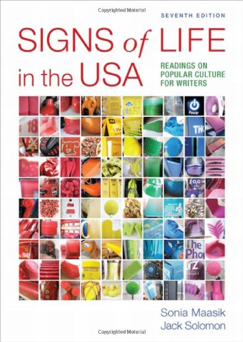 Signs of Life in the USA: Readings on Popular Culture for...