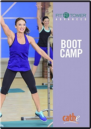 Fit Tower: Boot Camp DVD - Cathe Friedrich - Region 0