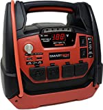 Smartech JSL-1250 Power Station with Jump Starter & 150 PSI Air Compressor, 1250 Amp Starting Power,...