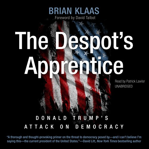 The Despot's Apprentice audiobook cover art