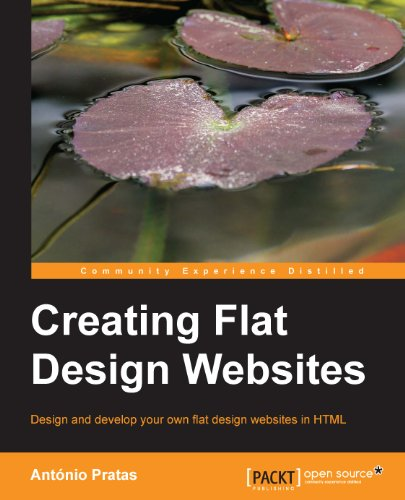Creating Flat Design Websites (English Edition)