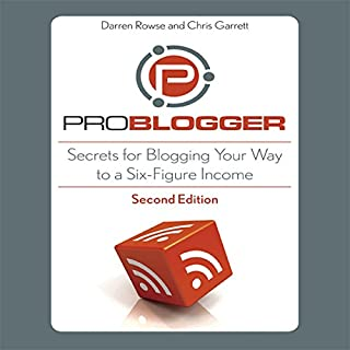 ProBlogger audiobook cover art