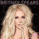2021 Britney Spears 16-Month Wall Calendar: by Sellers Publishing