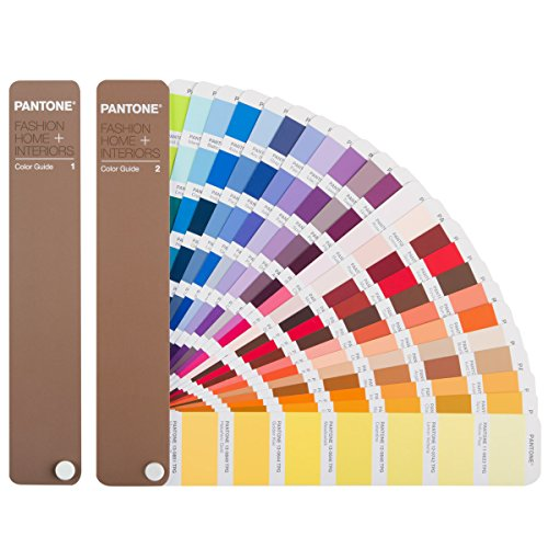 PANTONE FHIP110N FHI Fashion & Home + Interiors Color Guide Set [Set aus zwei Fächern]