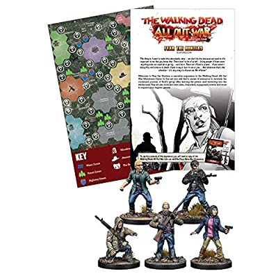 Mantic Walking Dead: Fear The Hunters Expansion from MANTIC