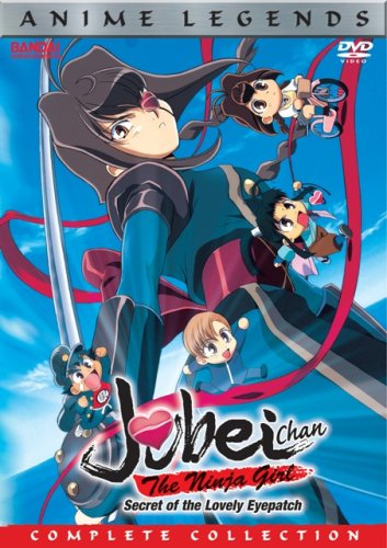 Jubei Max 66% OFF Chan The Ninja Girl: Anime Long-awaited Legends Collection Complete